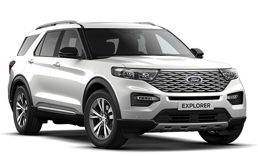 Ford <strong>Explorer ST-Line</strong>